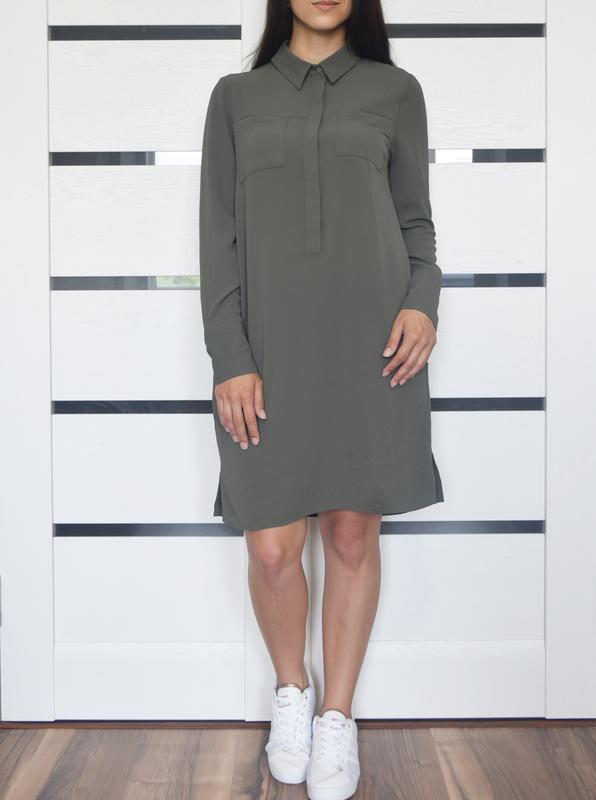 Платье с карманами (новое, с биркой) oliver bonas - Фото 2
