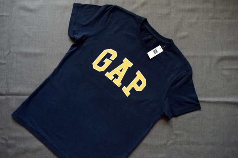 Футболка (новая, с биркой) gap - Фото 2