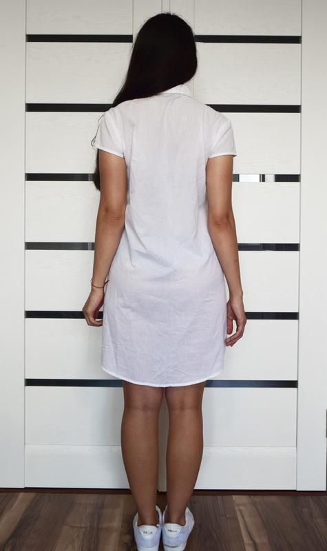 Платье с вышивкой atm - Фото 3