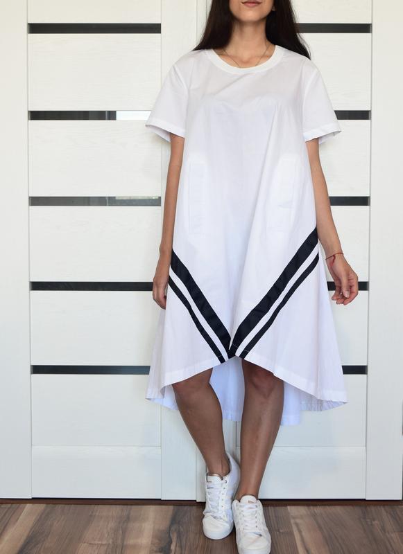 Платье (новое, с биркой) c yard