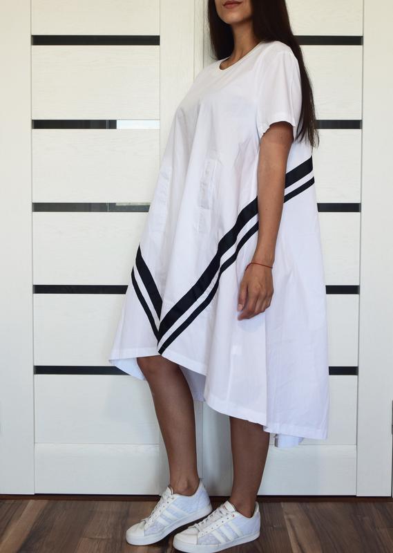 Платье (новое, с биркой) c yard - Фото 3