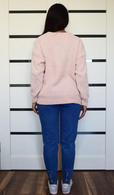 Плюшевый свитер dp - Фото 4