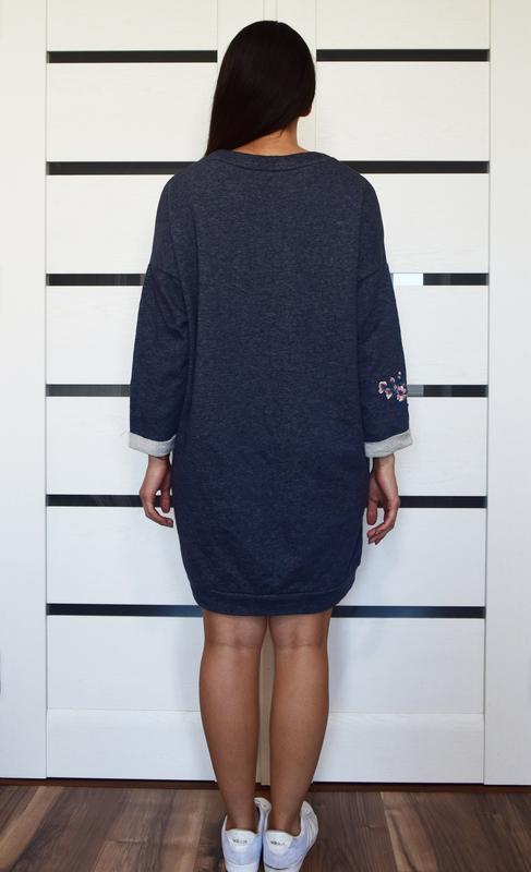 Платье с вышивкой  tu - Фото 3