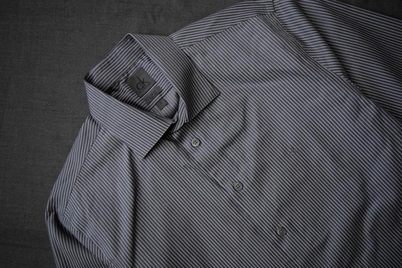Рубашка calvin klein - Фото 3