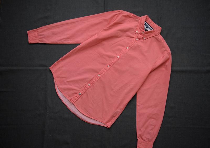 Рубашка tommy hilfiger - Фото 2