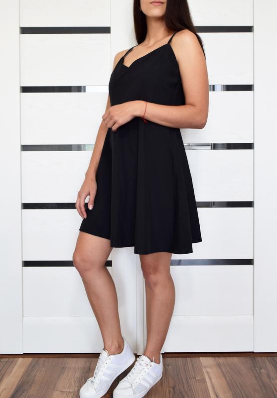 Платье с крылышками на спинке - Фото 2