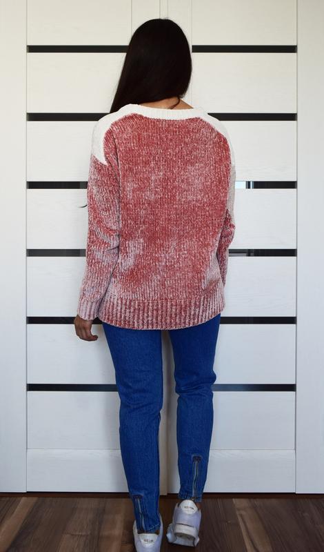Плюшевый свитер - Фото 5