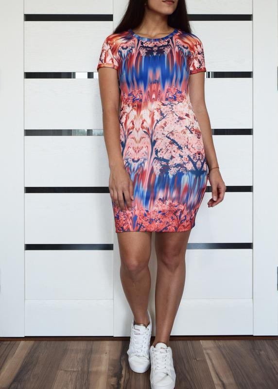 Платье zara  (новое, с биркой) - Фото 2