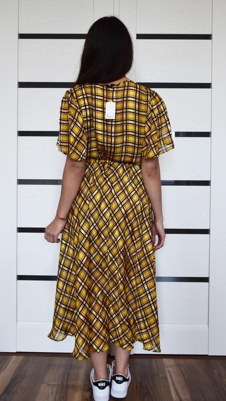 Платье в клетку (новое, с биркой) george - Фото 3