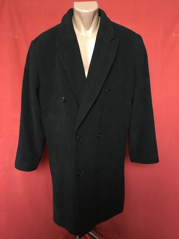 Пальто кашемир шерсть