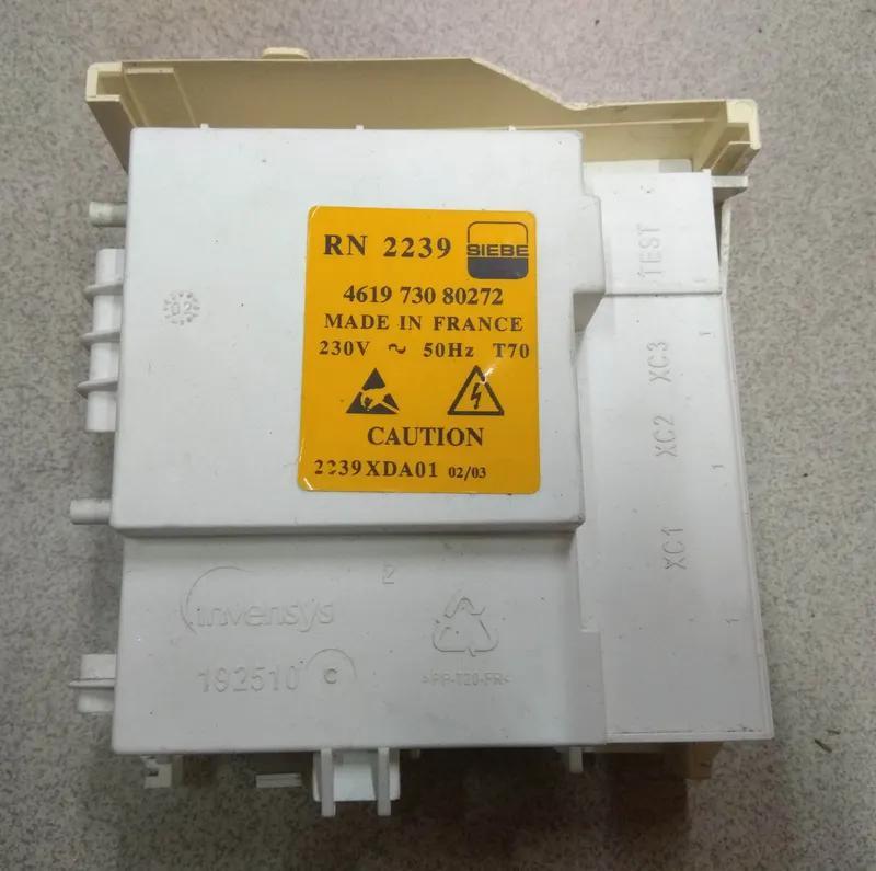 Модуль управления Whirlpool 461973080272 AWT 2284 - Фото 8