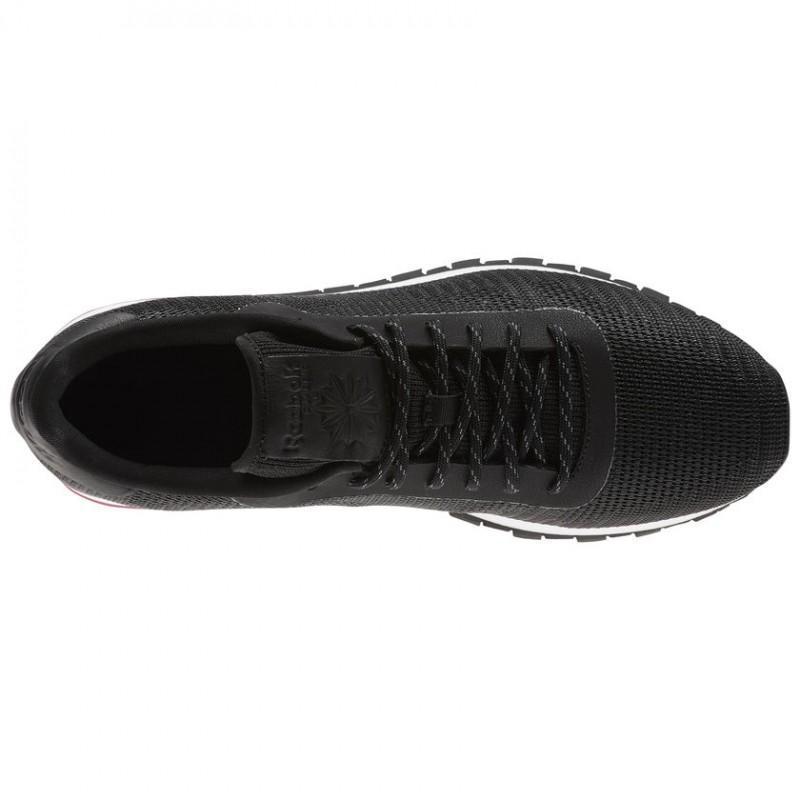 Кроссовки reebok classic leather flexweave cn2135 - Фото 2