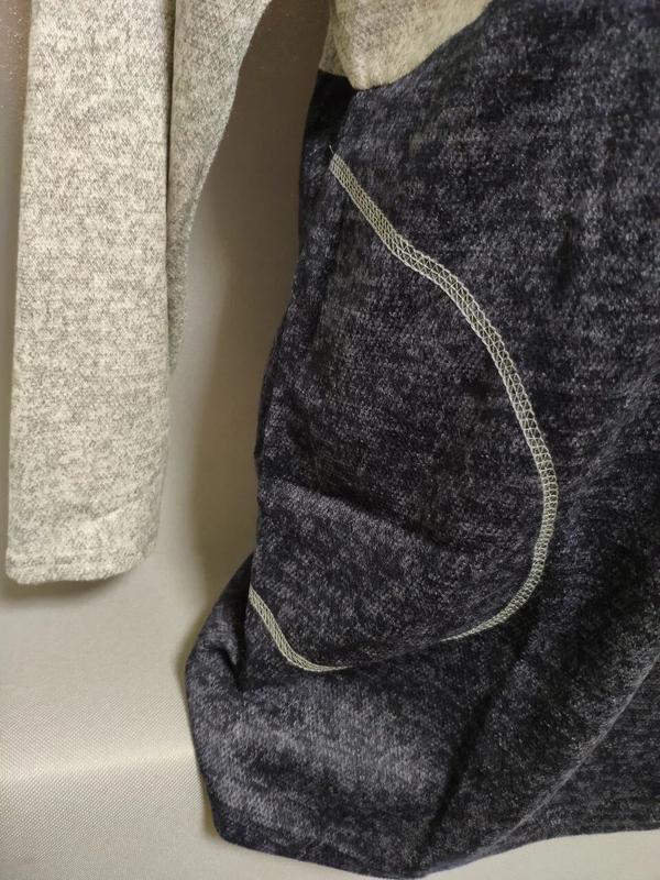 Женская кофточка ангоровая батал 50-60 размеры - Фото 4