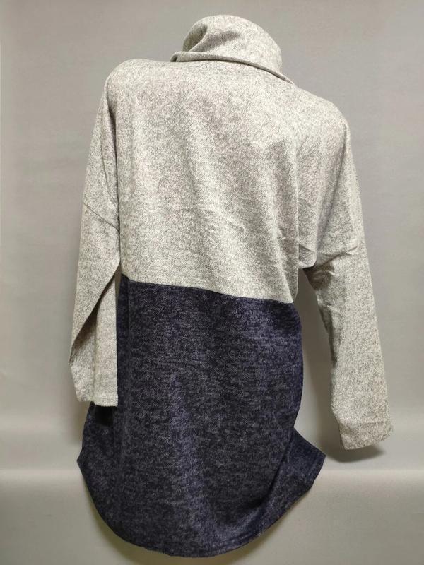 Женская кофточка ангоровая батал 50-60 размеры - Фото 5