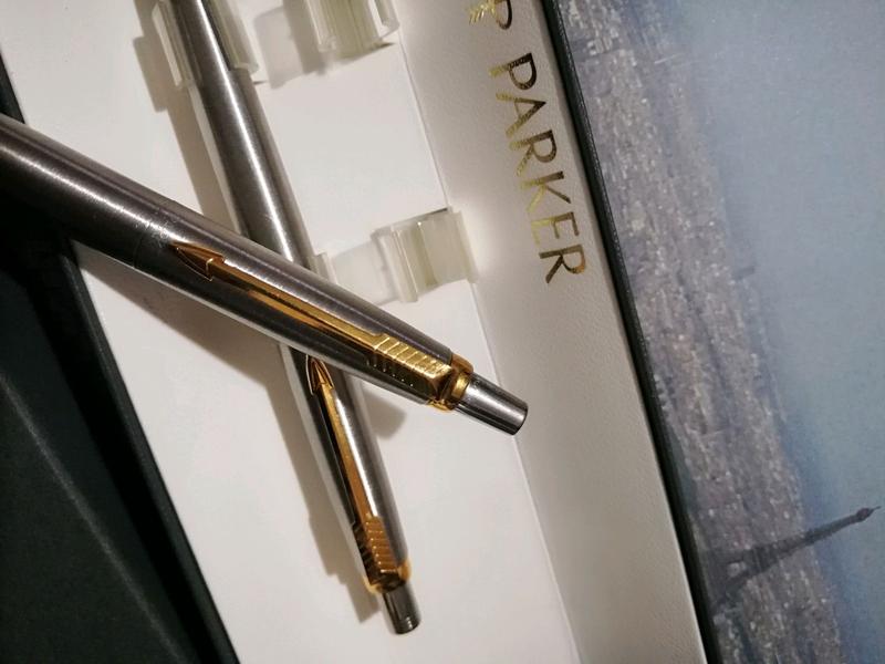 Набор Parker USA ОРИГИНАЛ шариковая ручка и карандаш - Фото 4