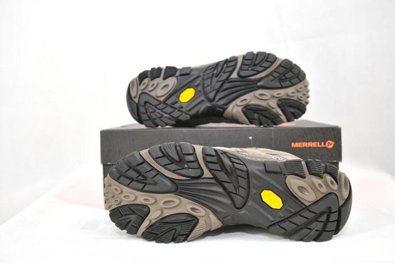 41/26.5 MERRELL Moab 2 WP мужские ботинки треккинговые оригина... - Фото 2