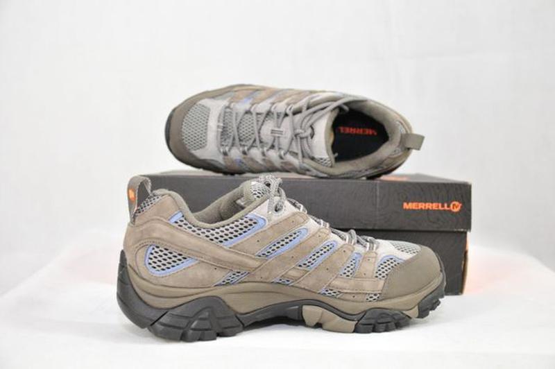 41/26.5 MERRELL Moab 2 WP мужские ботинки треккинговые оригина... - Фото 3