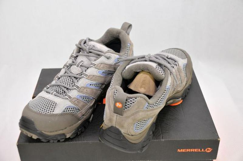 41/26.5 MERRELL Moab 2 WP мужские ботинки треккинговые оригина... - Фото 4