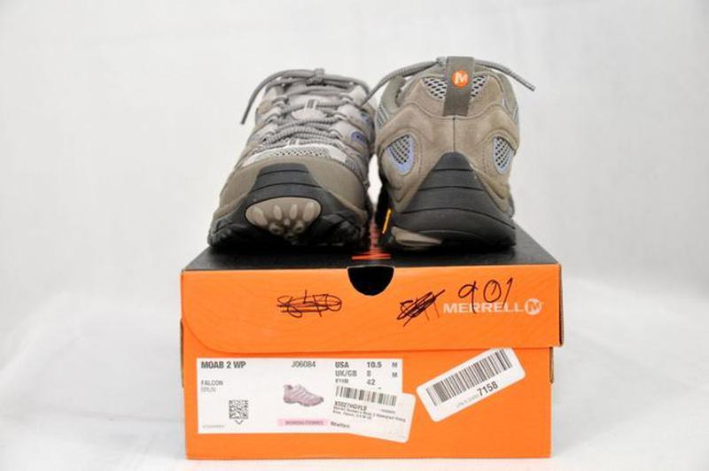 41/26.5 MERRELL Moab 2 WP мужские ботинки треккинговые оригина... - Фото 6