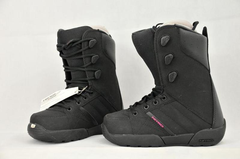37р, Nitro Sanction женские ботинки для сноуборда, черевики va... - Фото 2