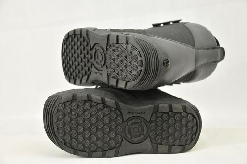 37р, Nitro Sanction женские ботинки для сноуборда, черевики va... - Фото 4
