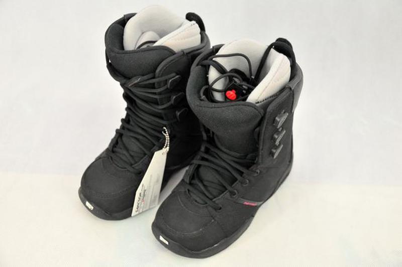 37р, Nitro Sanction женские ботинки для сноуборда, черевики va... - Фото 6