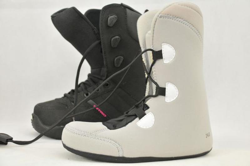 37р, Nitro Sanction женские ботинки для сноуборда, черевики va... - Фото 8