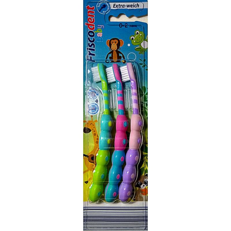Детская Зубная щётка Frisco Dent