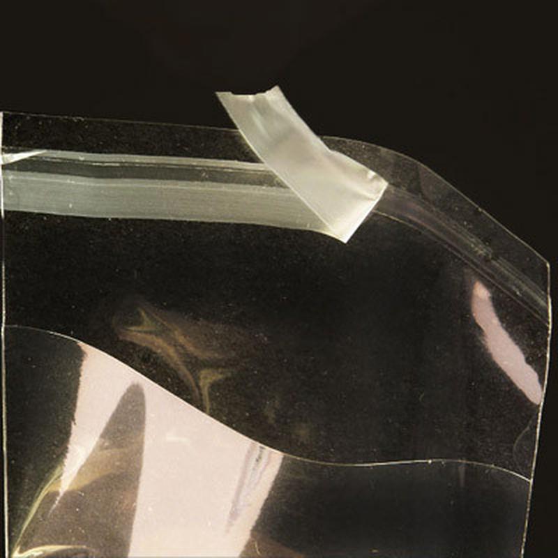 Пакеты с липкой лентой и клапаном. Полипропиленовые - Фото 4