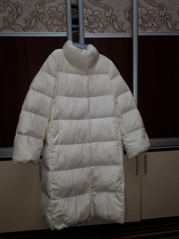Пальто uniqlo m - Фото 3