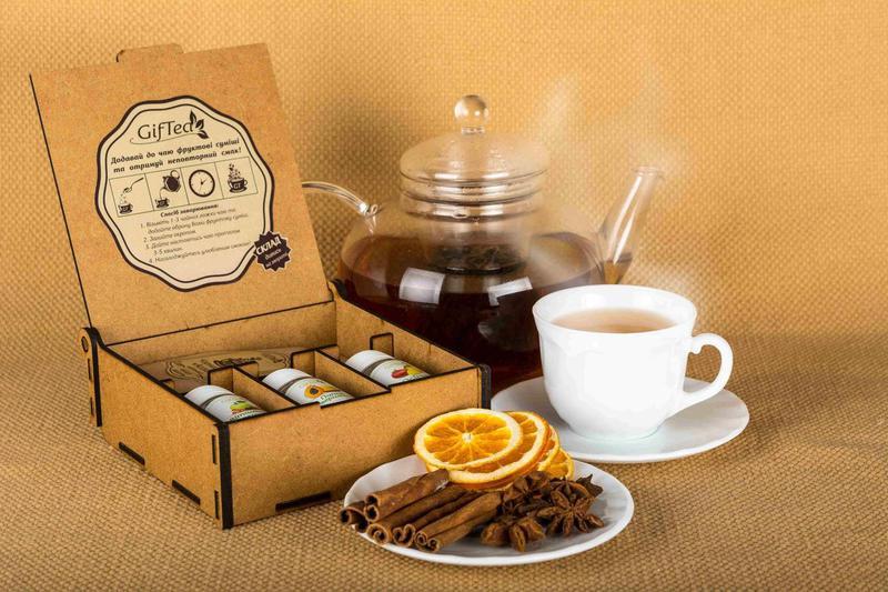 Подарок маме на день рождения. Подарочный набор чая. Чай. - Фото 4