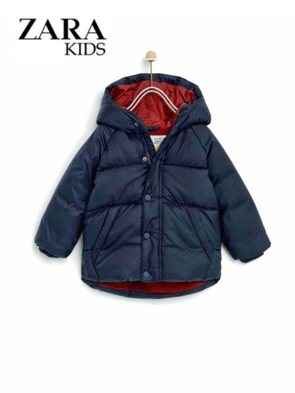 Бронь.куртка на флисе для мальчика zara boys 2-3 лет