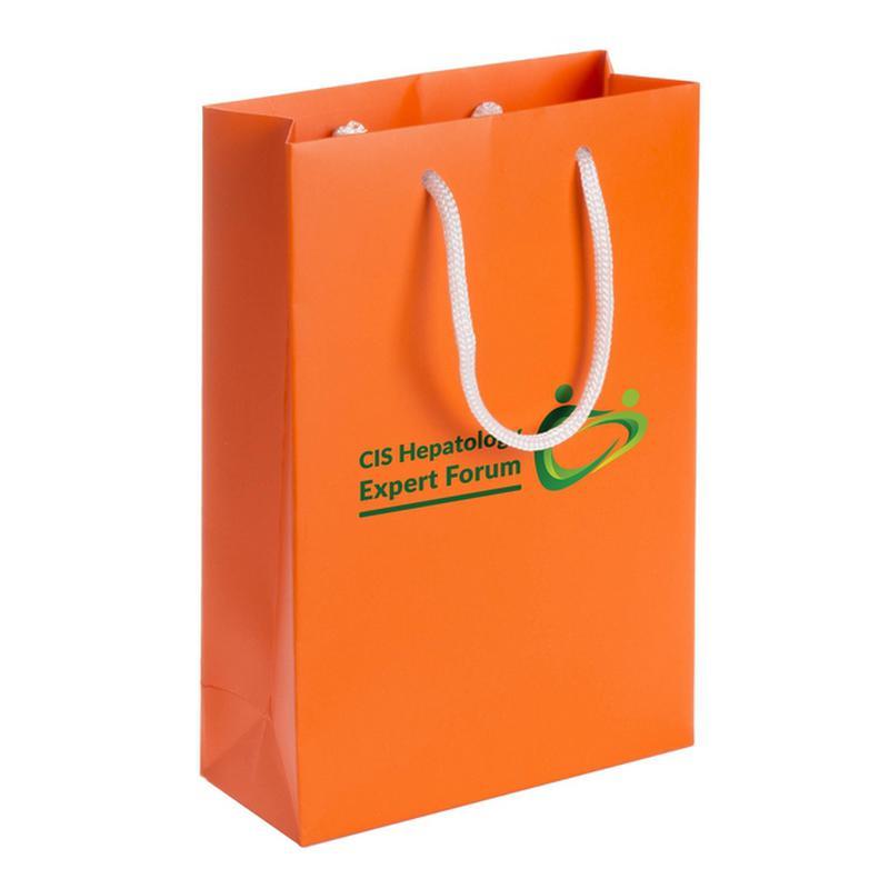 Пакеты бумажные,крафт, пакеты брендированные, пакеты с печатью - Фото 2