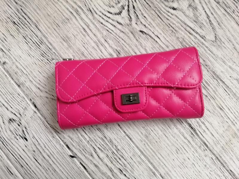 Стильный клатч кошелёк
