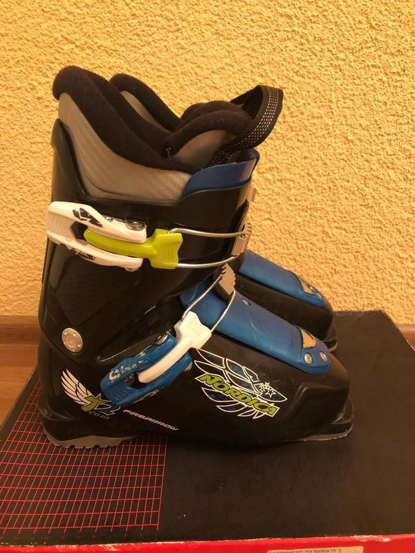 Детские лыжные ботинки Nordica - Фото 5