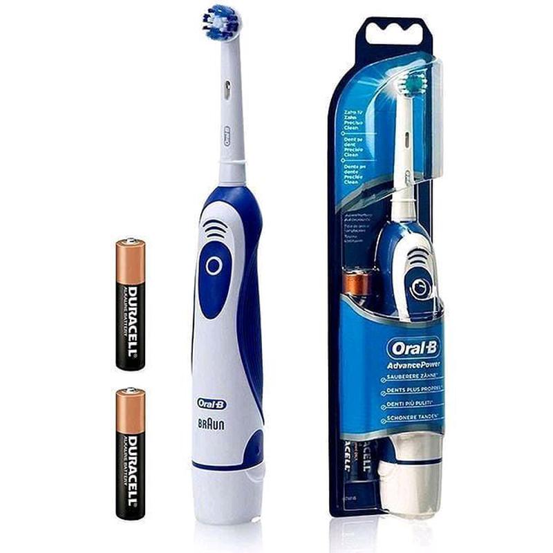 Механическая зубная щетка Oral-B AdvancePower