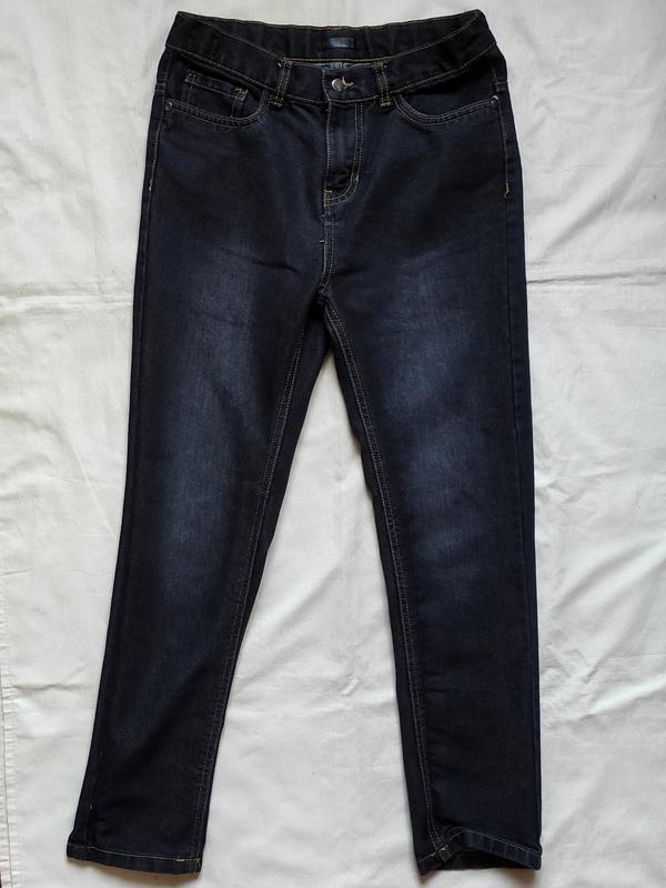 Очень классные фирменные джинсы на мальчика 12-13 лет. плотные!