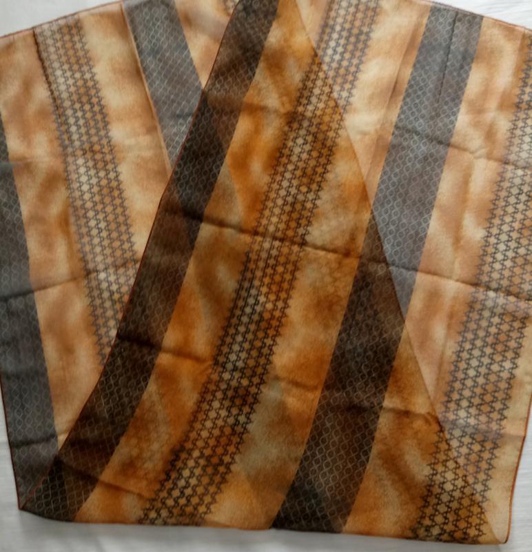 Легкий воздушный шарф - Фото 2