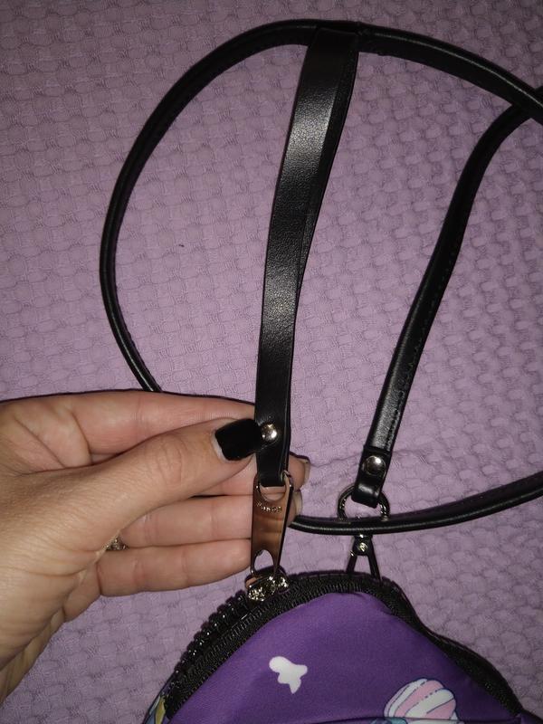 Летняя тканевая сумочка кроссбоди тм valiente --- новая - Фото 3