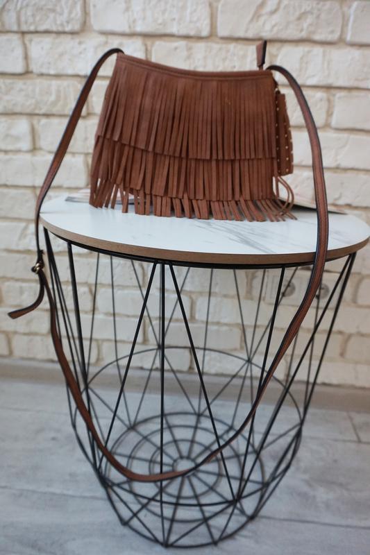 🔥🔥🔥небольшая коричневая женская сумочка - Фото 2
