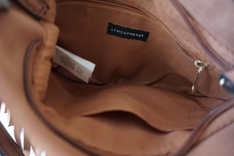 🔥🔥🔥небольшая коричневая женская сумочка - Фото 4