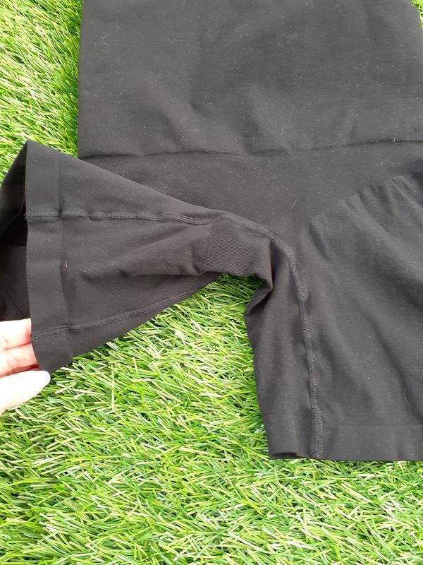 Корректирующие шортики ( панталоны) с утяжкой с&а черные - Фото 3