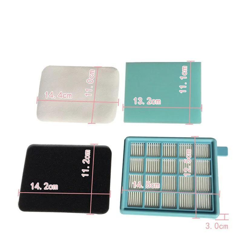 Набір фільтрів до пилосмоку Philips FC8058/01; 8470/01; 9523/ - Фото 4