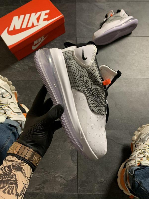 Nike air max 720 sneakerboots gray.