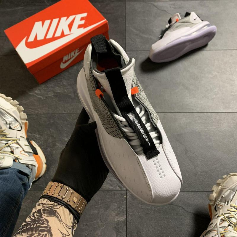 Nike air max 720 sneakerboots gray. - Фото 4
