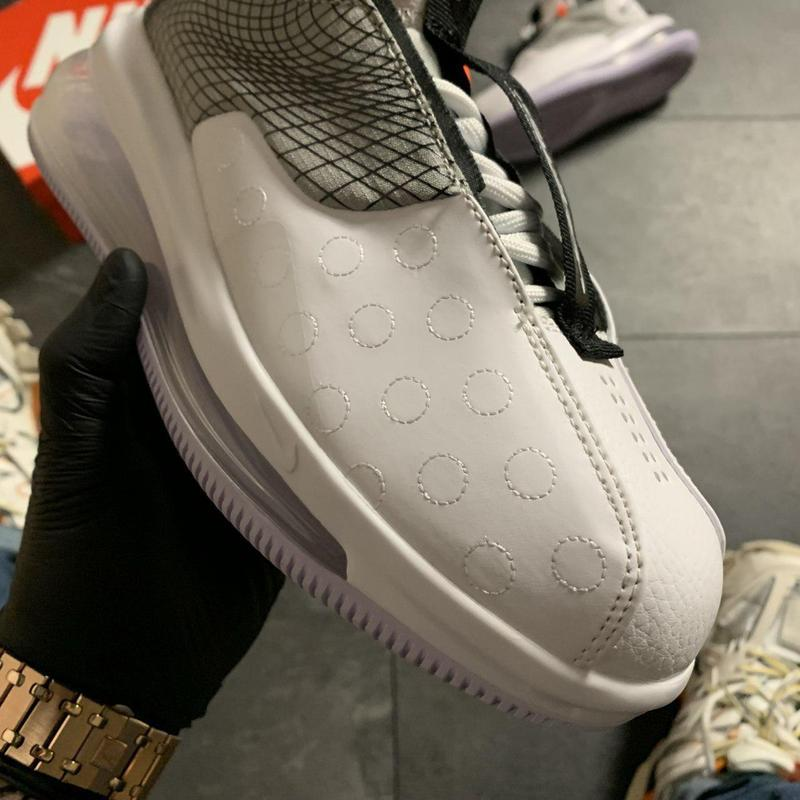 Nike air max 720 sneakerboots gray. - Фото 5