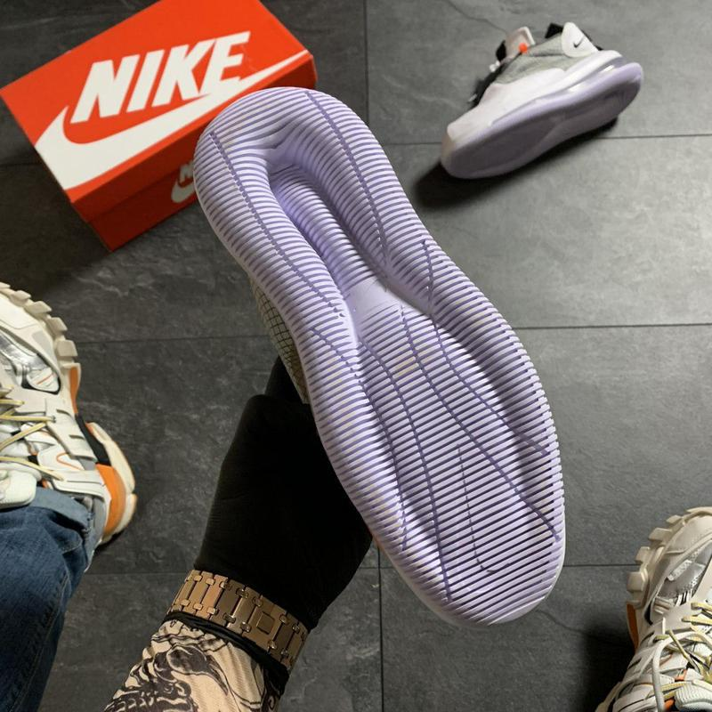 Nike air max 720 sneakerboots gray. - Фото 9