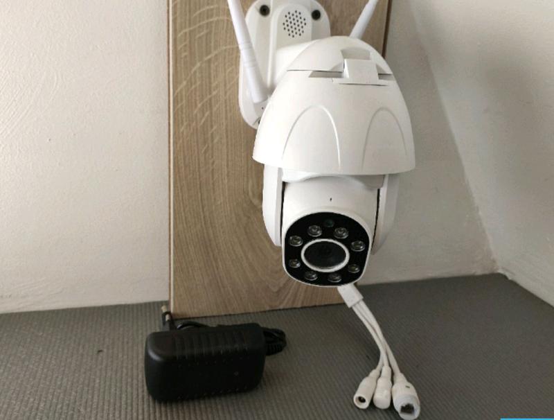 Поворотная камера видеонаблюдения IP Wifi 2mpx