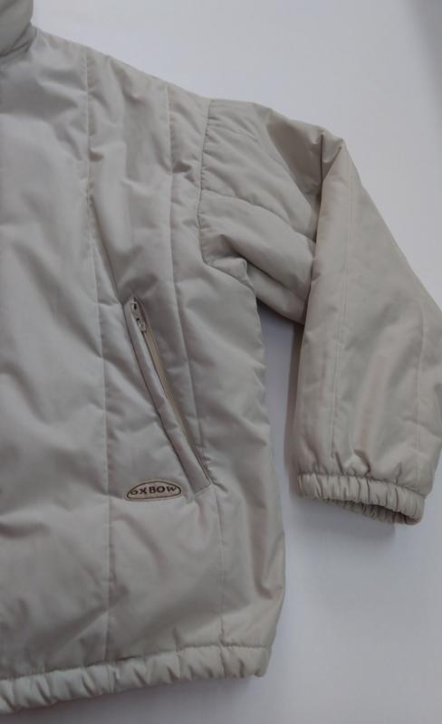 Мужская куртка oxbow большого размера размер 60-62 - Фото 2
