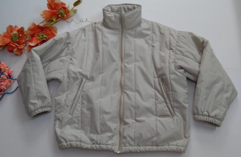 Мужская куртка oxbow большого размера размер 60-62 - Фото 4